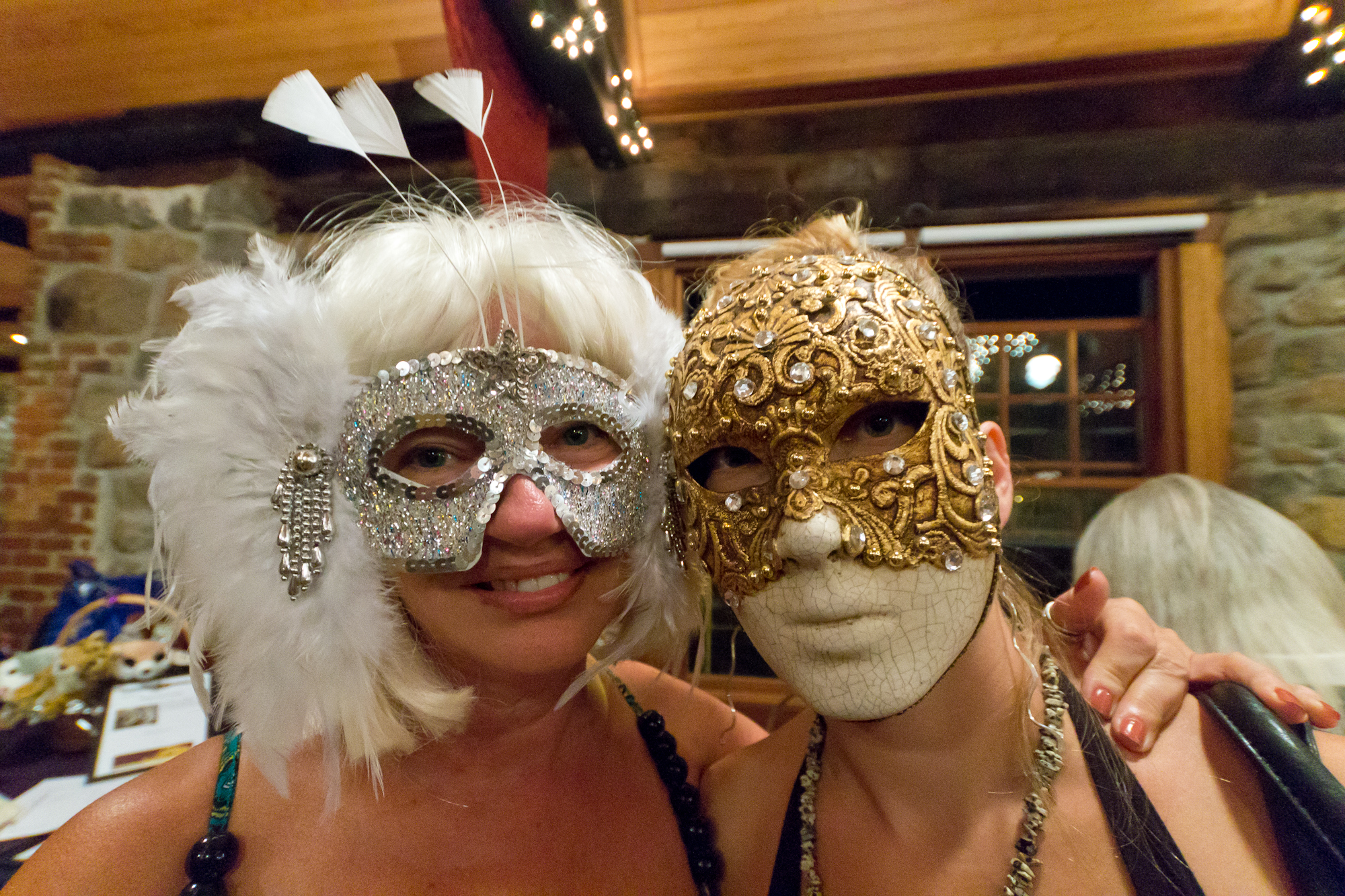 Contemporary Theater Masquerade Gala