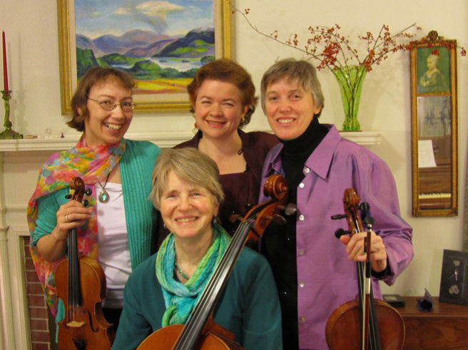 Musica Dolce String Quartet