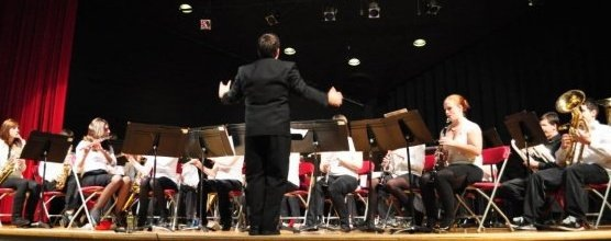 Towers High School Band Narragansett High School Band